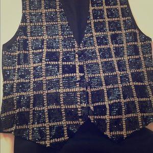 Jackets & Blazers - Funky and dressy vest